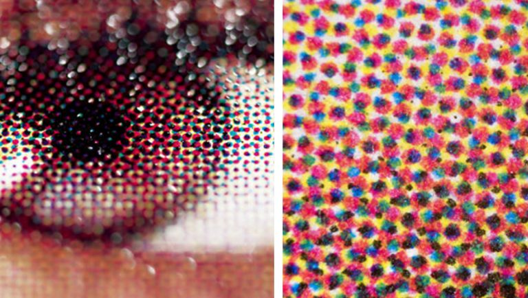 تفاوت رنگ CMYK و RGB