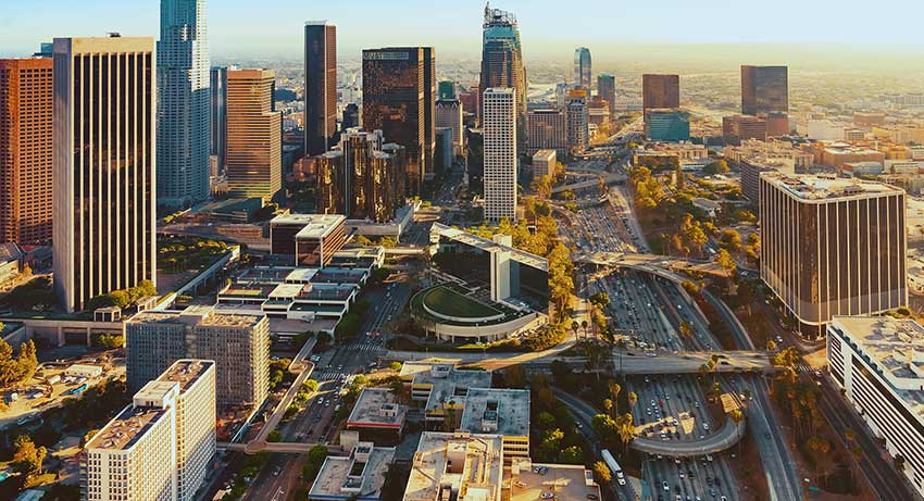 لس آنجلس